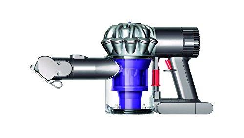 Dyson V6 Trigger + beutel- und kabelloser Handstaubsauger (inkl. motorisierter Mini-Elektrobürste, Kombi- und Fugendüse, mit Nickel-Mangan-Cobalt Akku)