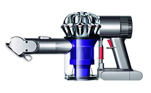Dyson V6 Trigger und beutel- und kabelloser Handstaubsauger (inkl. motorisierter Mini-Elektrobürste, Kombi- und Fugendüse, mit Nickel-Mangan-Cobalt Akku)
