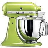 KitchenAid Küchenmaschine Artisan 4,8L Apfelgrün