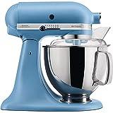 KitchenAid Küchenmaschine Artisan 4,8L Vintage Blau