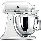 KitchenAid Küchenmaschine Artisan 4,8L Weiß