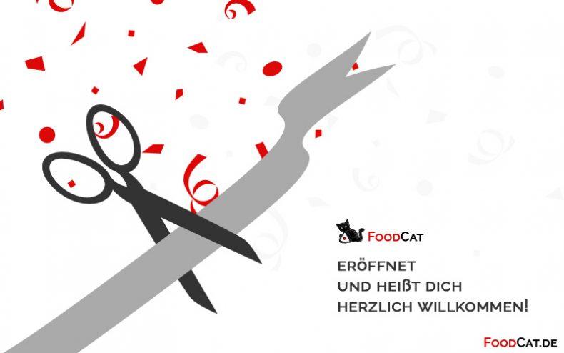 Foodcat Eröffnung