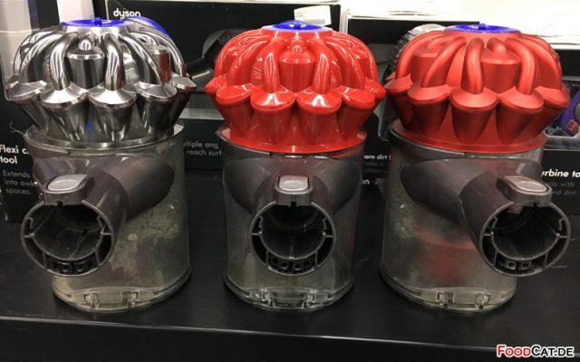 Dyson V6 Kompatibilitätsprobleme – verschiedene Anschlüsse, verschiedenes Zubehör!